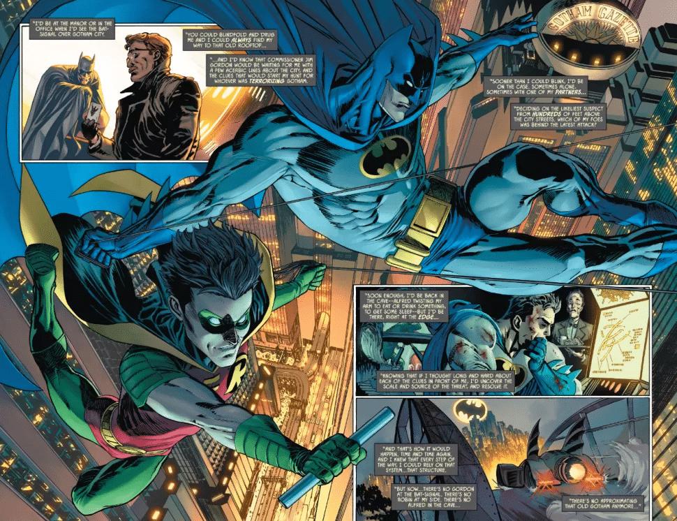 Preview VO - Batman #101, l'après Joker War 36