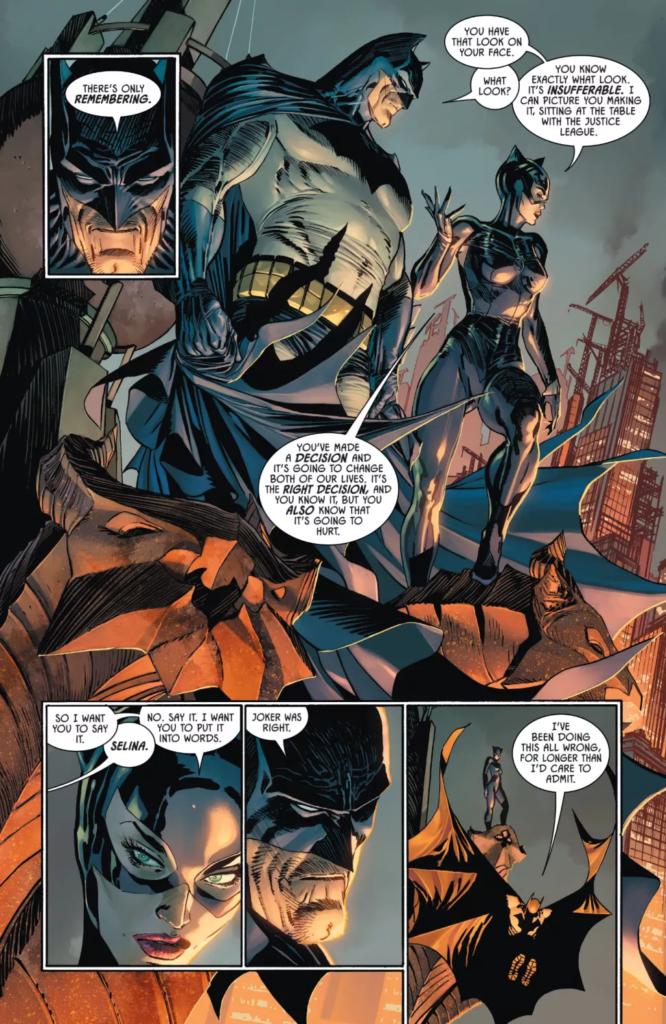 Preview VO - Batman #101, l'après Joker War 37