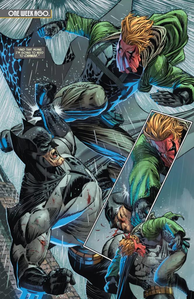 Preview VO - Batman #101, l'après Joker War 38