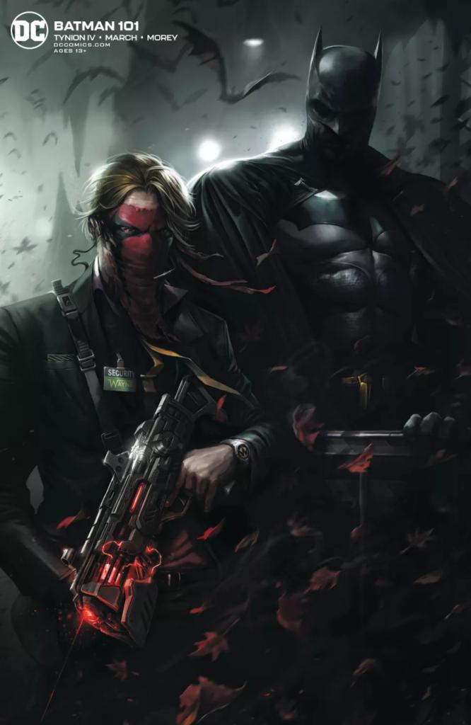Preview VO - Batman #101, l'après Joker War 34