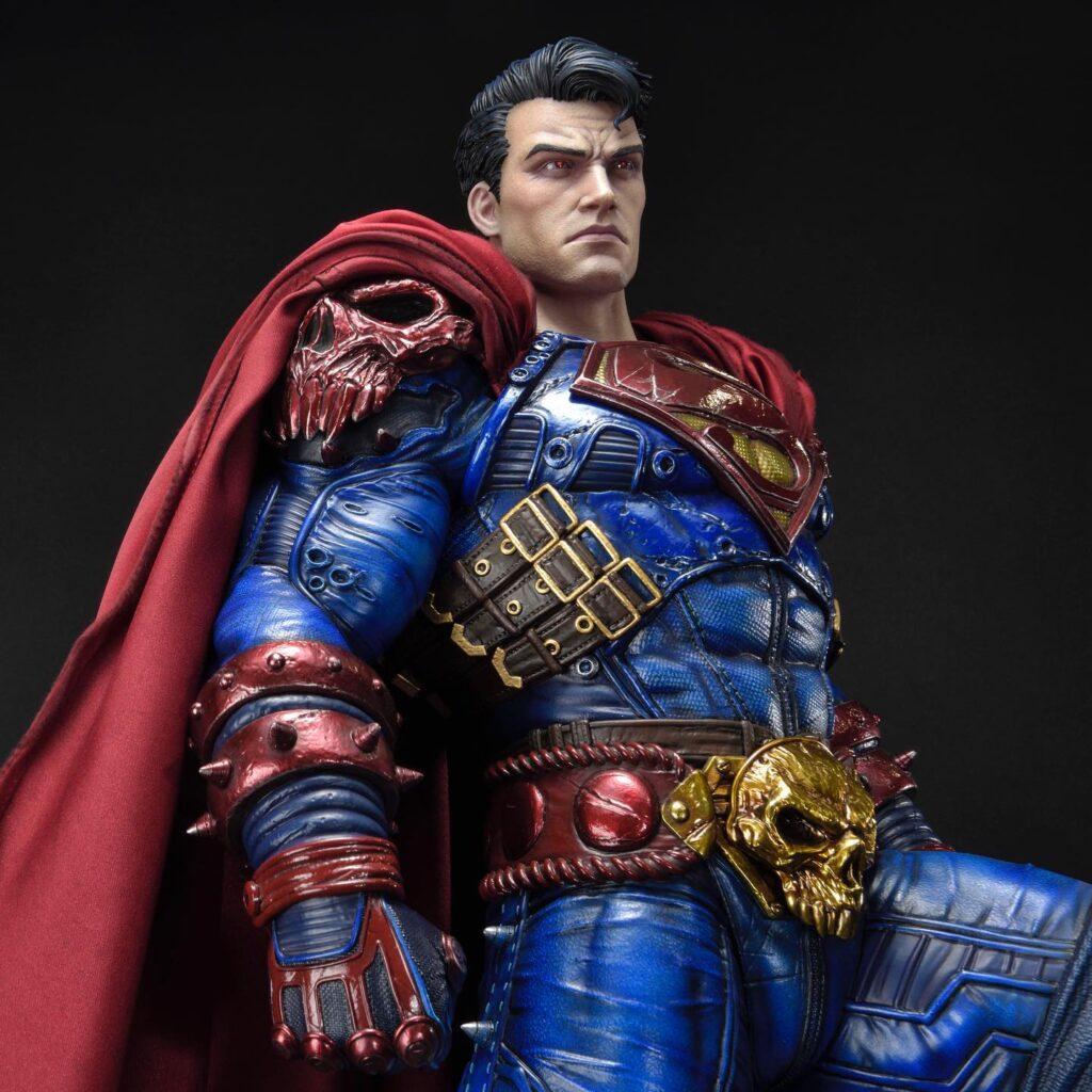DARK NIGHTS METAL SUPERMAN