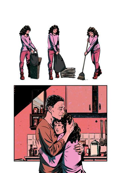 Whistle: A New Gotham City Hero, le prochain graphic novel de E. Lockhart sortira en mai 2021 35