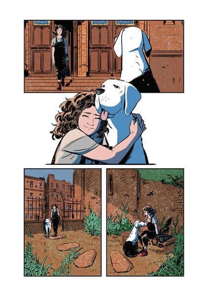 Whistle: A New Gotham City Hero, le prochain graphic novel de E. Lockhart sortira en mai 2021 36