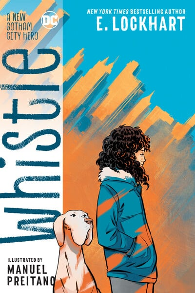 Whistle: A New Gotham City Hero, le prochain graphic novel de E. Lockhart sortira en mai 2021 32