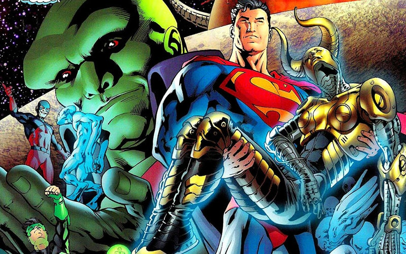 Review VF - Justice League of America Tome 6 : Ascension 34