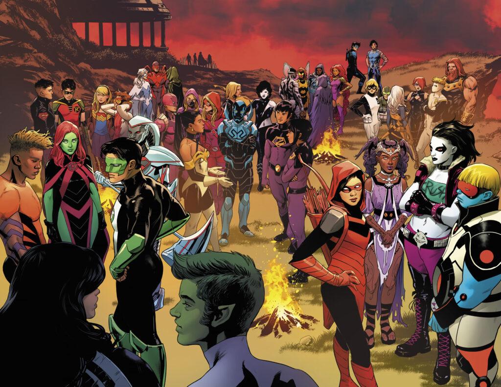 The Last Stories of the DC Universe dévoile son excellent lineup 37