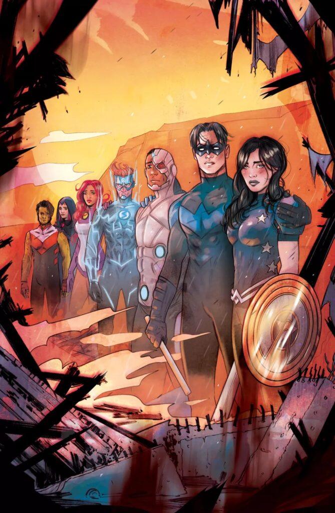 The Last Stories of the DC Universe dévoile son excellent lineup 33