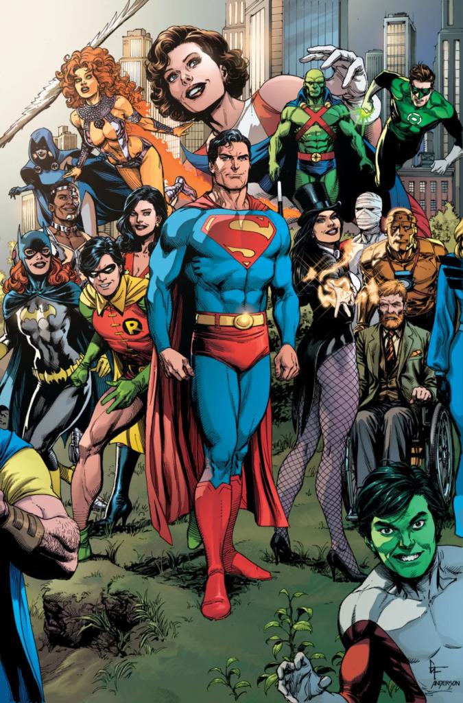 The Last Stories of the DC Universe dévoile son excellent lineup 34