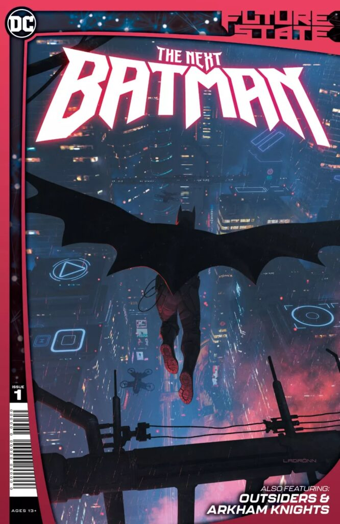 Future State : The Nex Batman