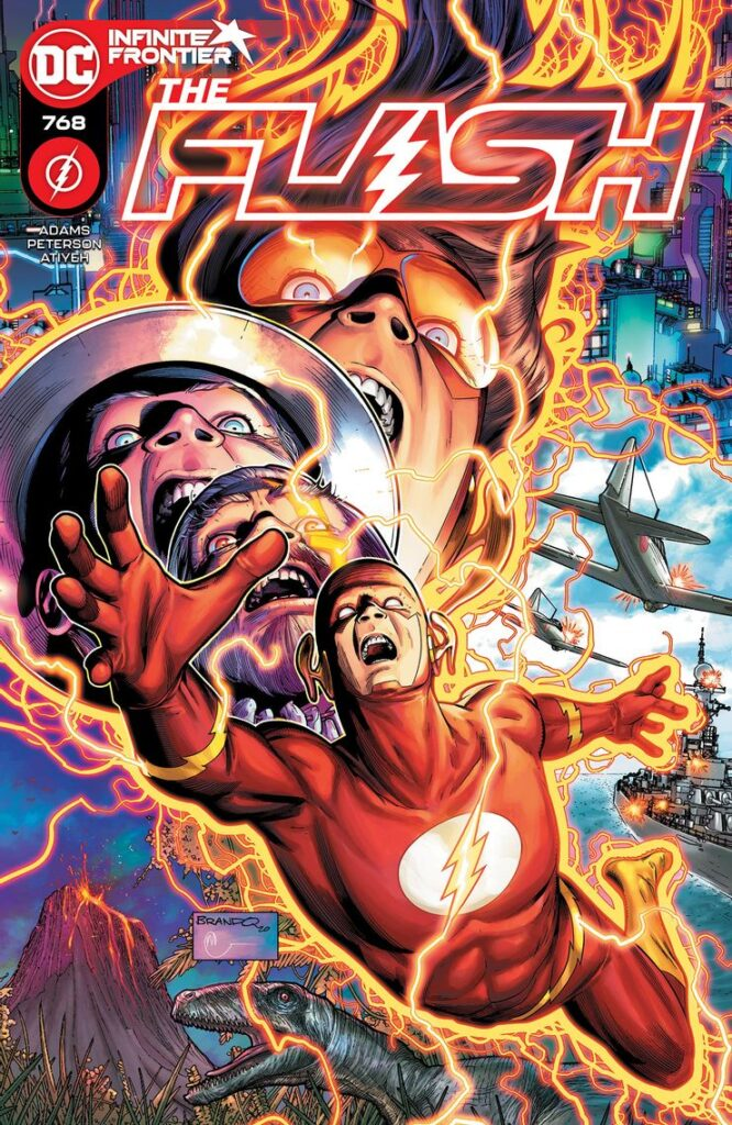 Infinite Frontier : récap de la nouvelle initiative de DC en mars 2021 62