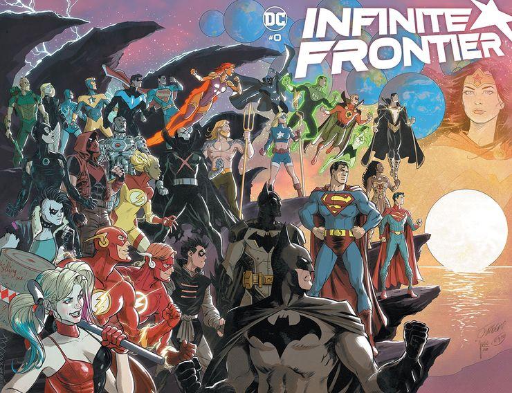 Infinite Frontier : récap de la nouvelle initiative de DC en mars 2021 26