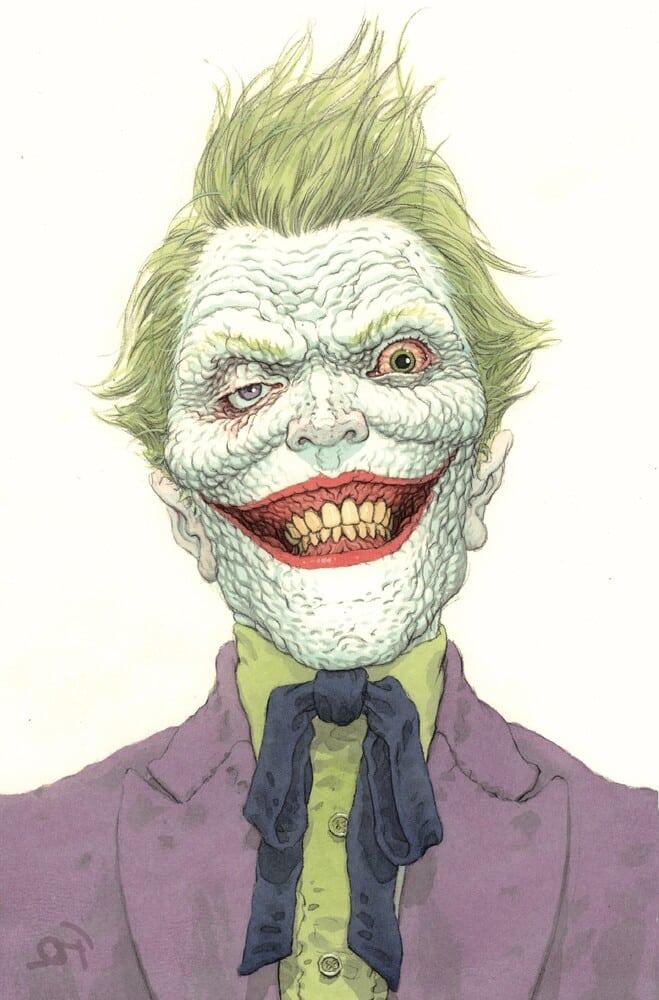 Le Joker a droit à son propre titre mensuel avec un backup sur Punchline 28