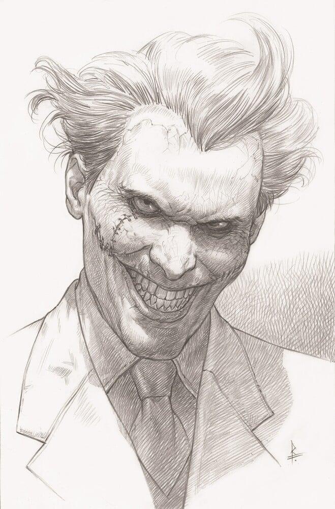 Le Joker a droit à son propre titre mensuel avec un backup sur Punchline 30