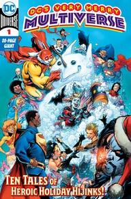 Highlights de la semaine #108 (Batman : Black and White, Endless Winter, Death Metal...) 40