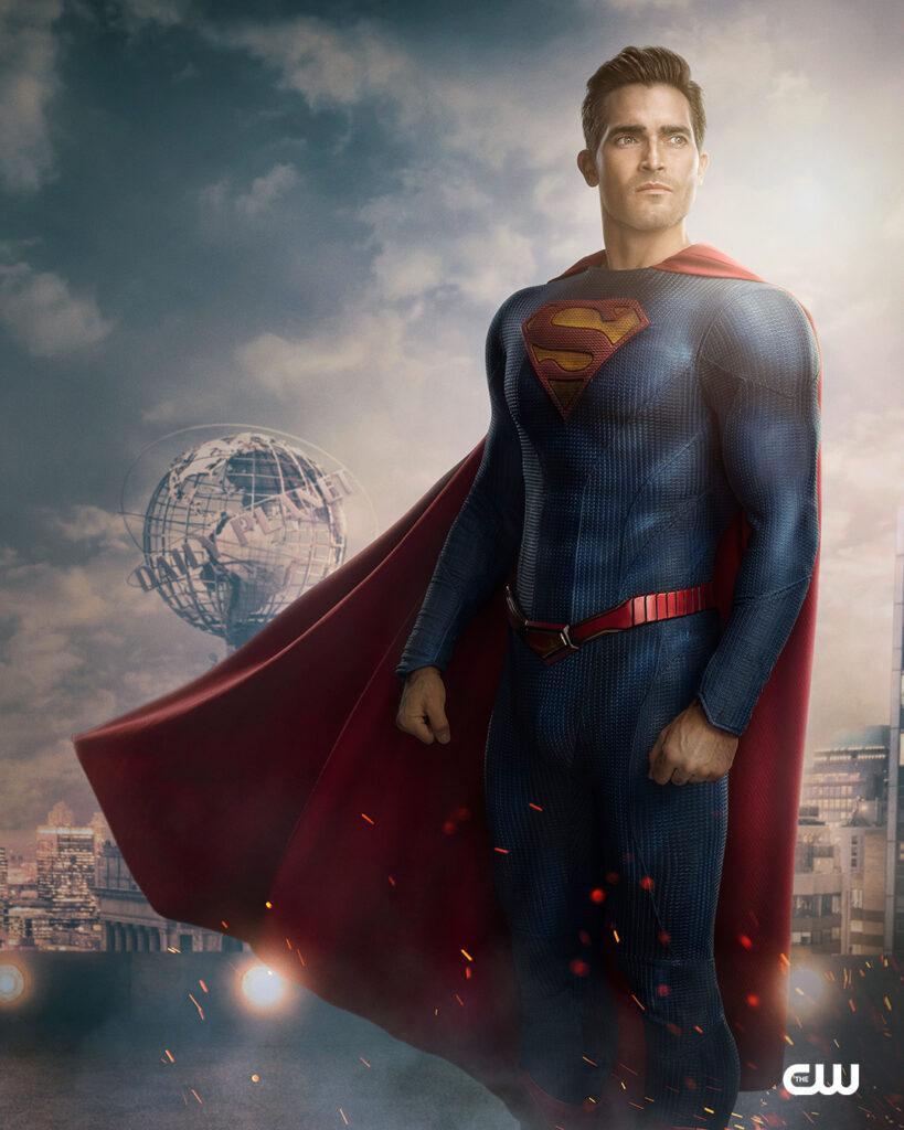 Nouveau costume de Superman pour Superman & Lois