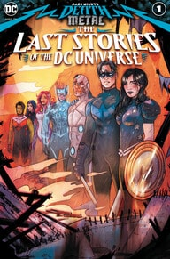 Highlights de la semaine #108 (Batman : Black and White, Endless Winter, Death Metal...) 34