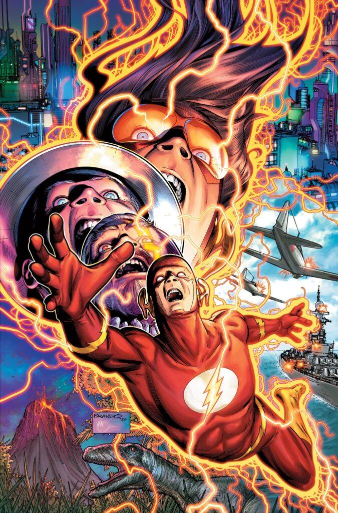 The Flash - Adams, Peterson