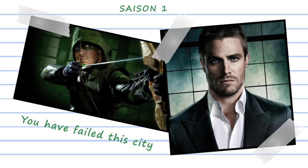 Arrow CW