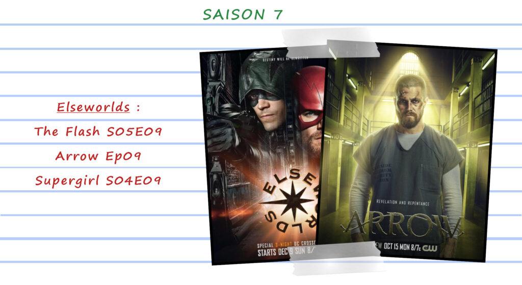 Guide de visionnage des séries CW 37