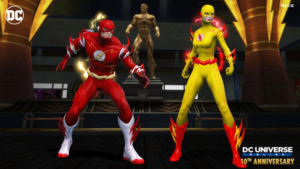 DC Universe Online fête ses 10 ans avec plein de cadeaux 36