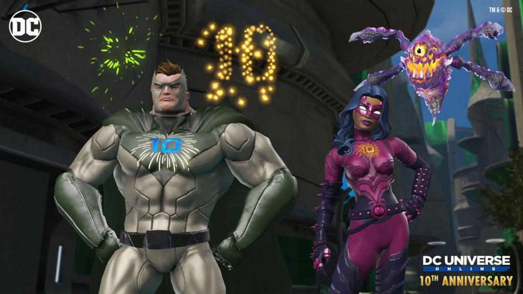 DC Universe Online fête ses 10 ans avec plein de cadeaux 35
