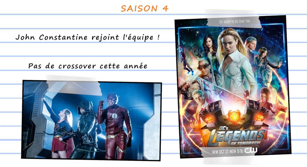Guide de visionnage des séries CW 53