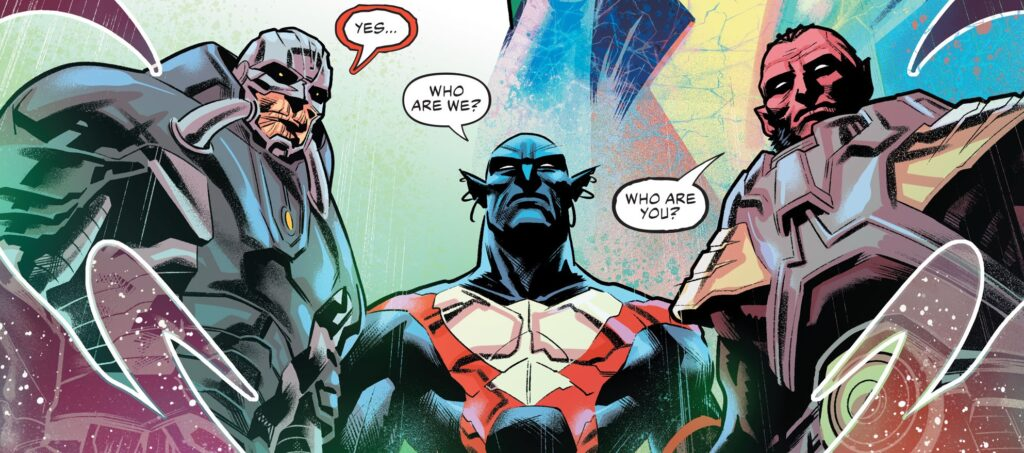 Review VF - Justice League : Doom War 34