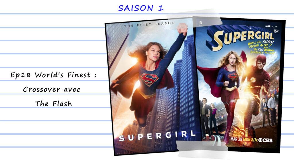 Guide de visionnage des séries CW 45