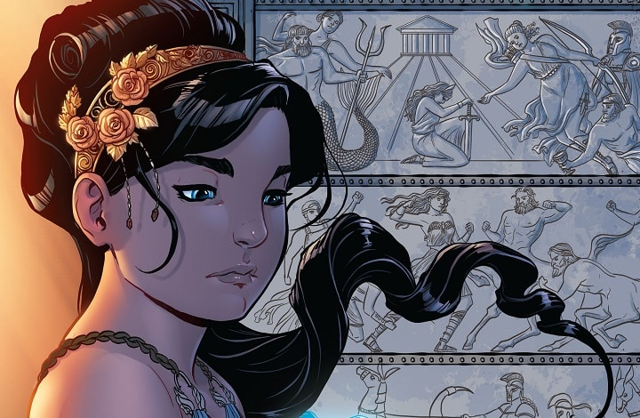 Review VF - Wonder Woman : Legendary 32