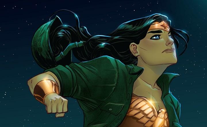 Review VF - Wonder Woman : Legendary 34