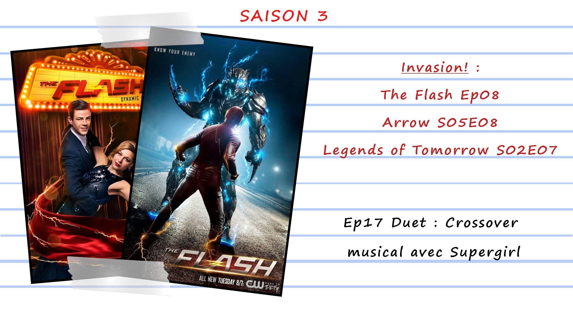 Guide de visionnage des séries CW 41
