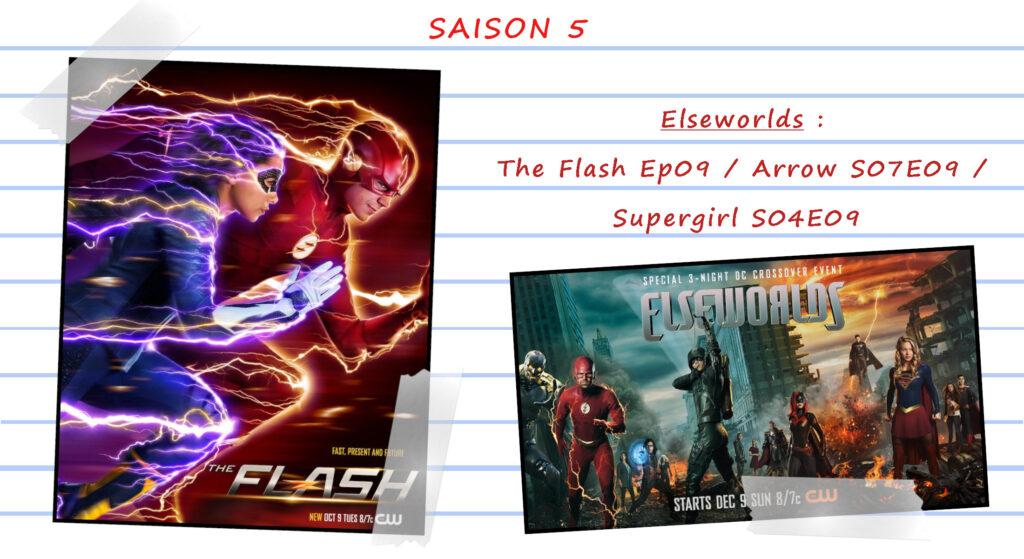 Guide de visionnage des séries CW 43