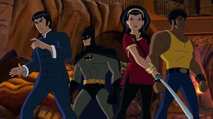 Batman : Soul of the Dragon, le film de Batsploitation 37
