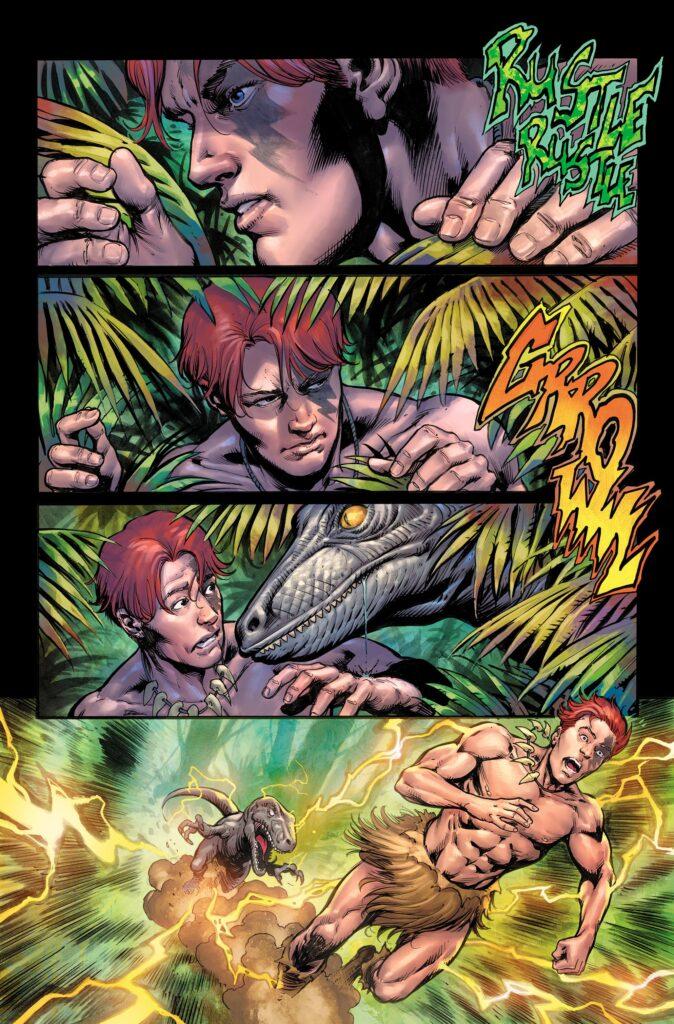 The Redemption of Wally West se révèle en quelques pages 37