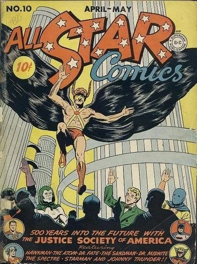 Dossier - Le futur dans l'univers DC 38