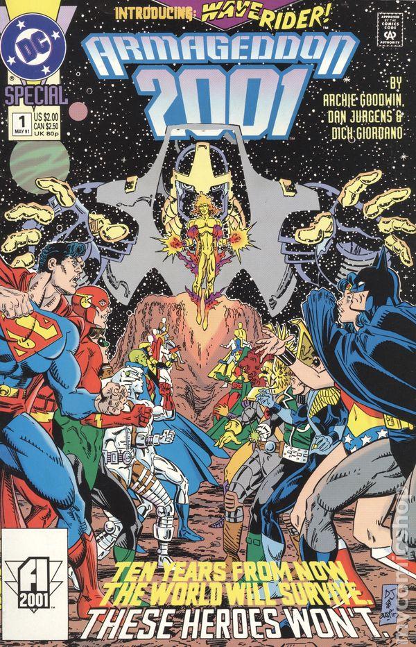 Dossier - Le futur dans l'univers DC 60