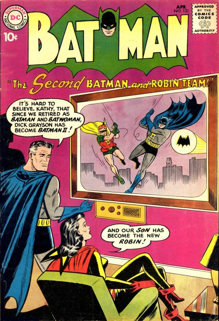 Dossier - Le futur dans l'univers DC 70