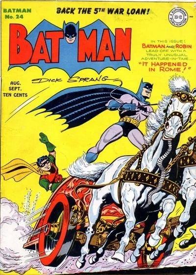 Dossier - Le futur dans l'univers DC 36