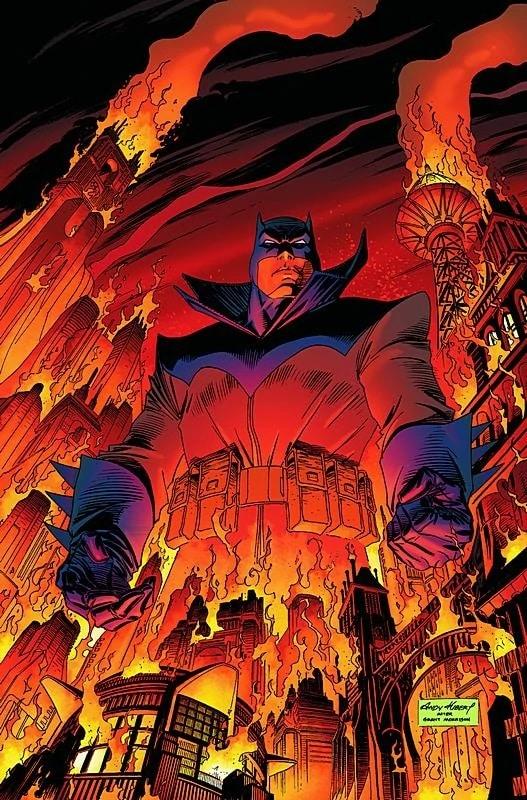 Dossier - Le futur dans l'univers DC 71