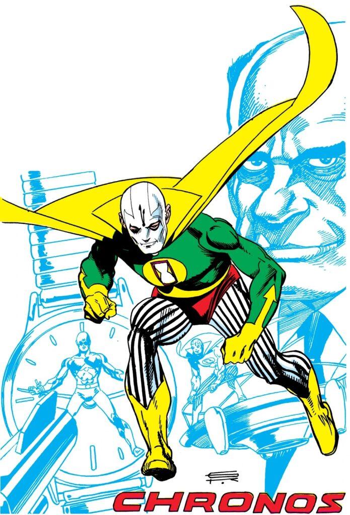 Dossier - Le futur dans l'univers DC 40