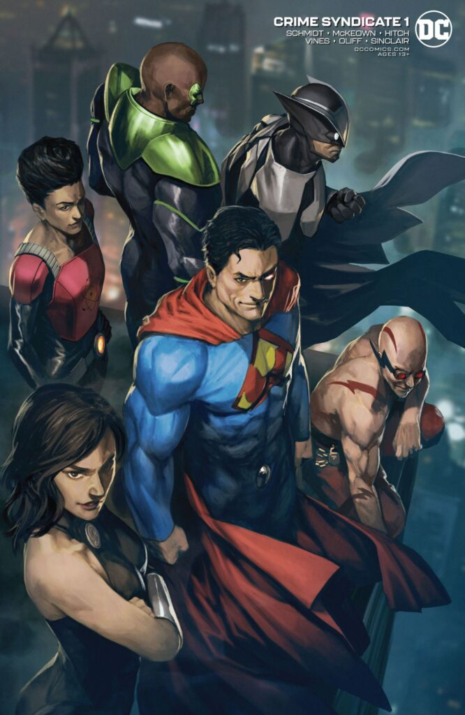Preview VO - Crime Syndicate #1 35