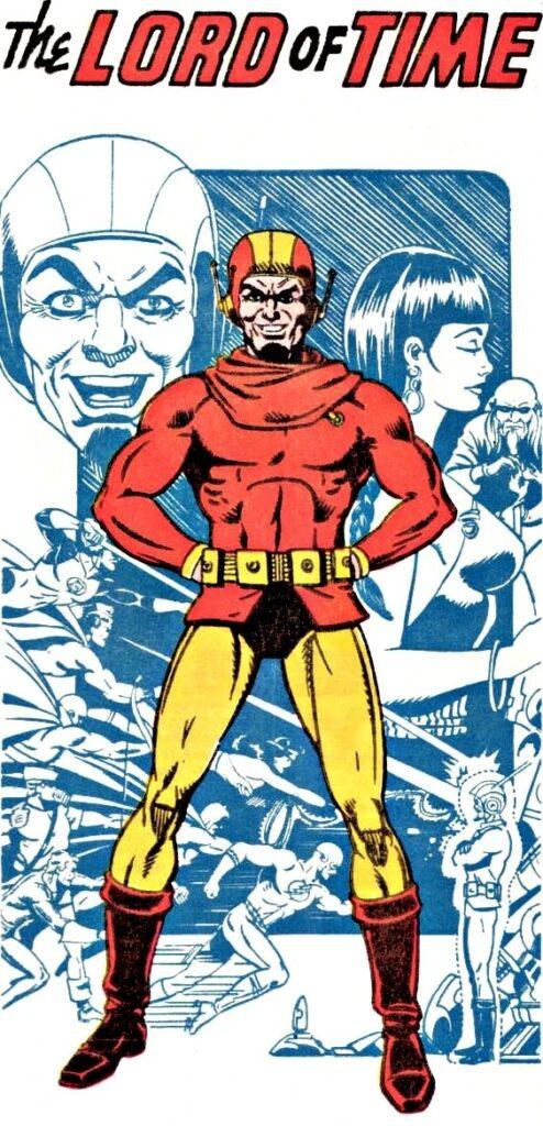 Dossier - Le futur dans l'univers DC 46