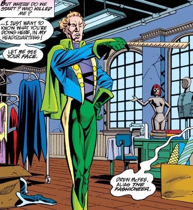 Dossier - Le futur dans l'univers DC 47