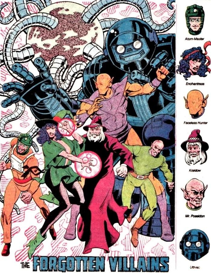 Dossier - Le futur dans l'univers DC 57