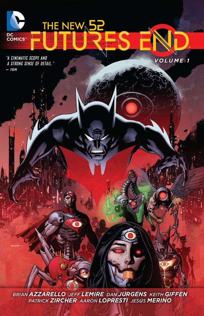 Dossier - Le futur dans l'univers DC 78