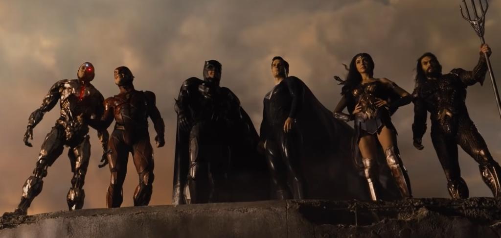 Review Ciné - Zack Snyder's Justice League 33