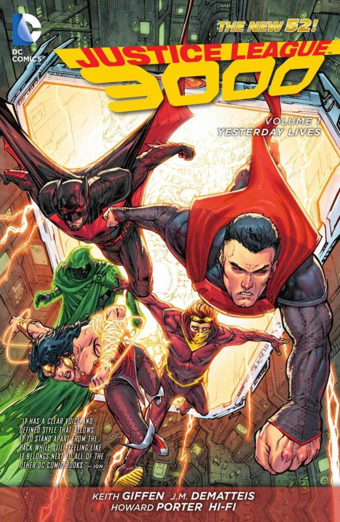 Dossier - Le futur dans l'univers DC 75