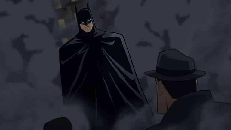 Review TV - Batman : Un Long Halloween - Parties 1 et 2 27