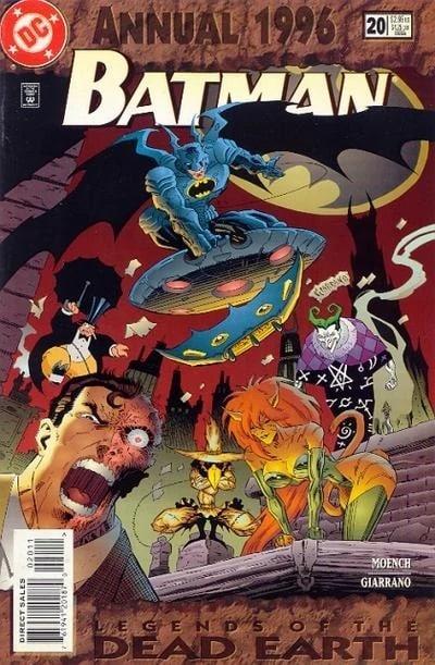 Dossier - Le futur dans l'univers DC 63