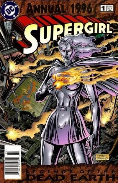 Dossier - Le futur dans l'univers DC 61